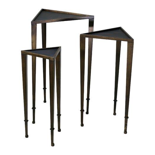 Cyan Design 3 Piece Nesting Tables