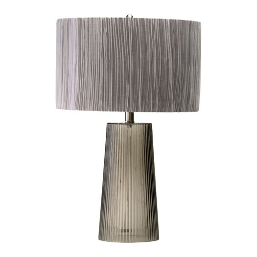 """Cyan Design Club 25"""" H Table Lamp with Drum Shade"""