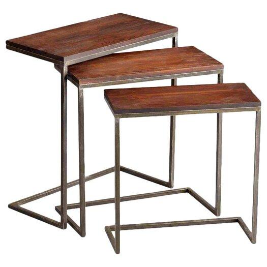 Cyan Design Jules 3 Piece Nesting Tables