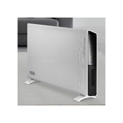 Delonghi 1 500 Watt Portable Convector Electric Fan Heater
