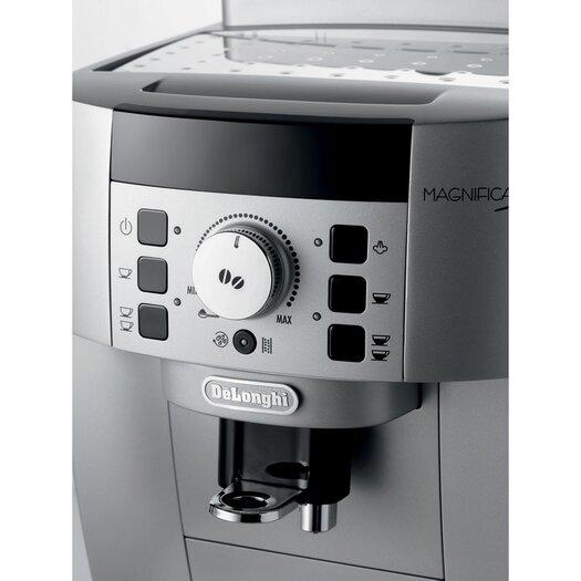 DeLonghi Magnifica XS Compact Super Automatic Cappuccino, Latte, and Espresso Machine