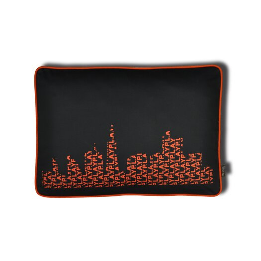 "P.L.A.Y. Cosmopolitan ""SF""yline Rectangular Dog Pillow"