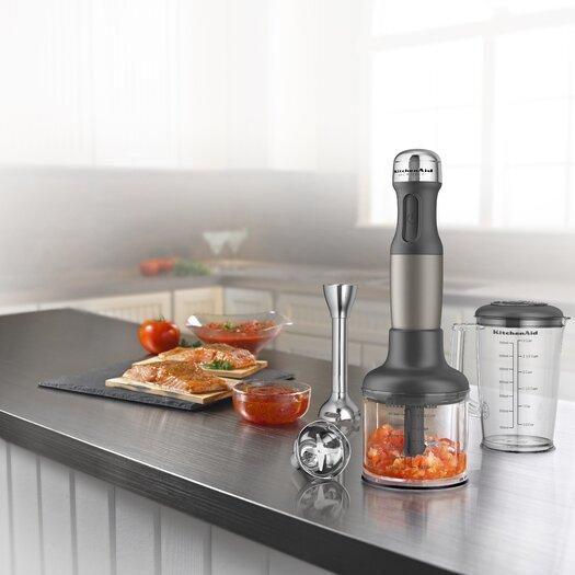 KitchenAid 10 Piece 5 Speed Hand Blender Set