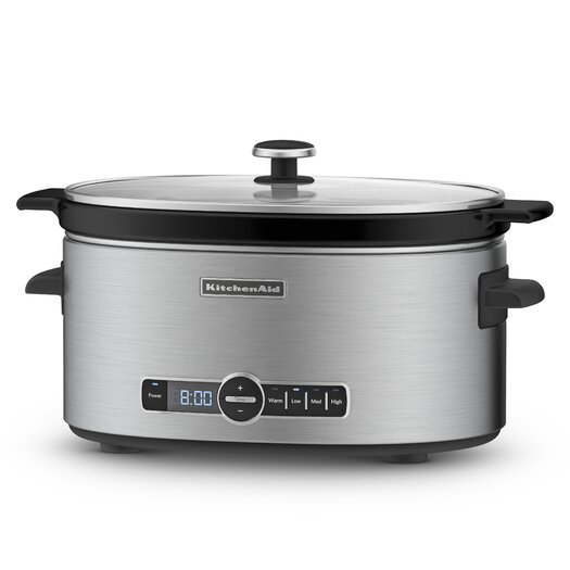 kitchenaid 7 quart slow cooker reviews Helpful Helpful
