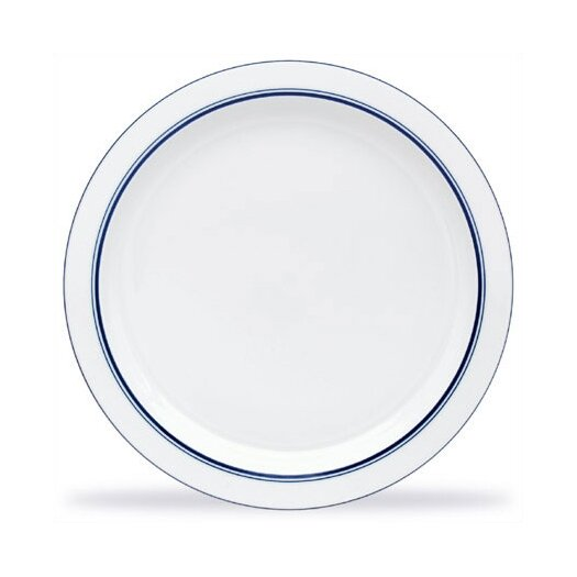 """Dansk Bistro Christianshavn Blue 9"""" Salad Plate"""