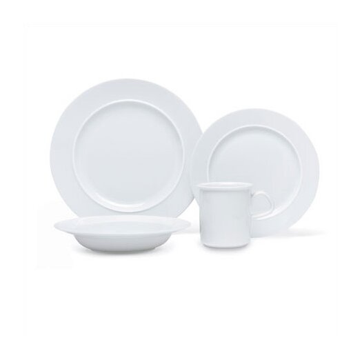 Dansk Cafe Blanc Dinnerware Collection