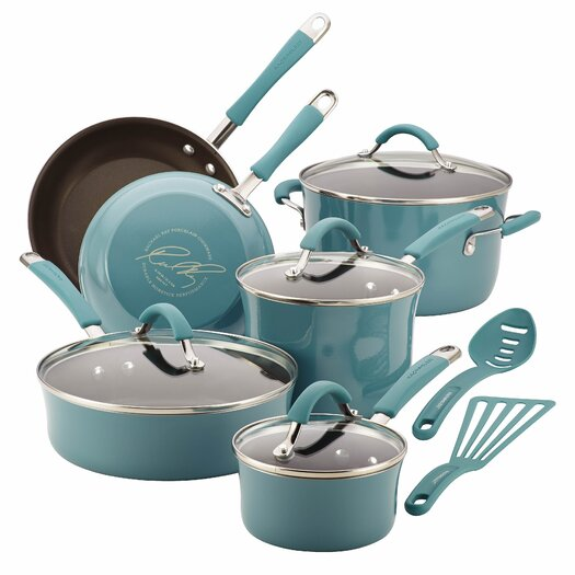 Rachael Ray Cucina 12 Piece Cookware Set