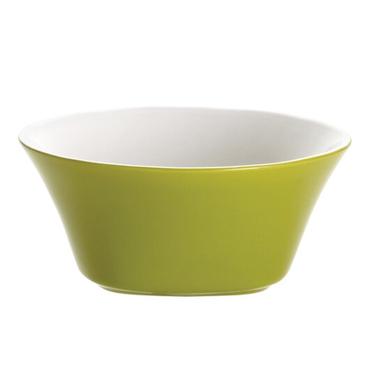 Rachael Ray Round & Square Cereal Bowl Set of 4