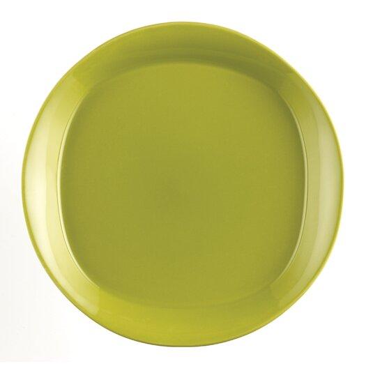 "Rachael Ray Round & Square 9.5"" Salad Plate 4 Piece Set"