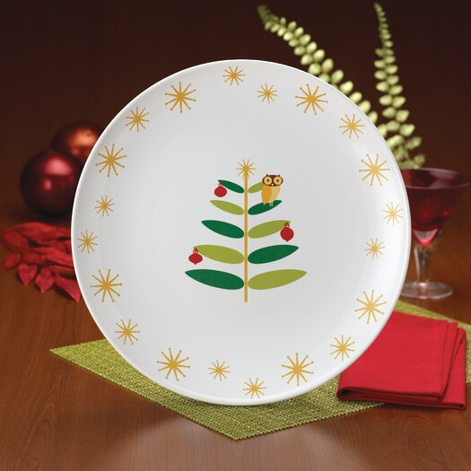 Rachael Ray Holiday Hoot Platter