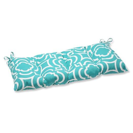 Pillow Perfect Carmody Outdoor Loveseat Cushion