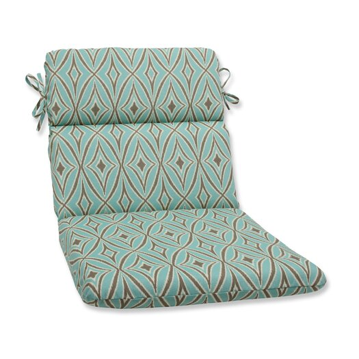 Pillow Perfect Centro Outdoor Lounge Chair Cushion