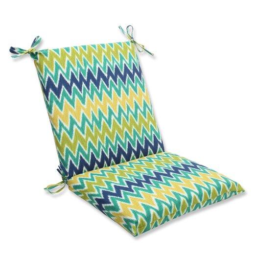 Pillow Perfect Zulu Outdoor Chair Cushion