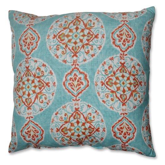 Pillow Perfect Mirage Medallion Floor Pillow