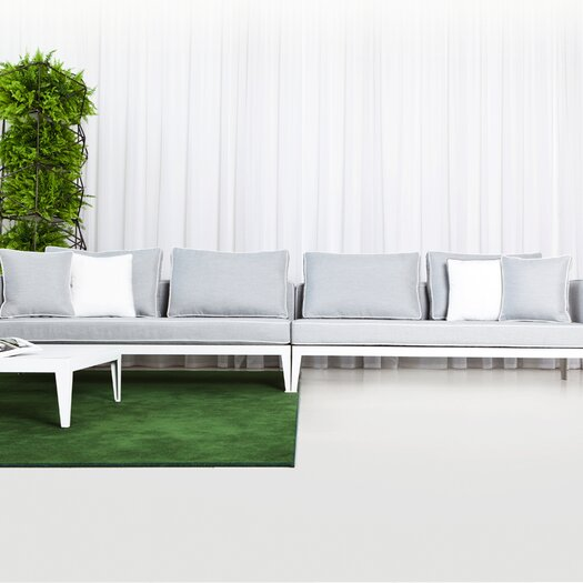 Balmoral Left / Right Two Seat One Arm Sofa