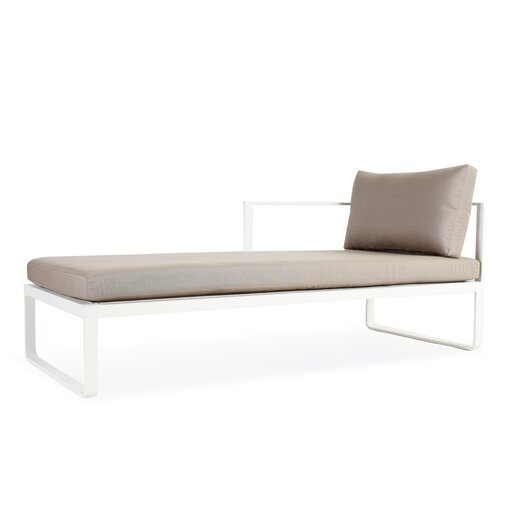 Clovelly Deep Seating Right Arm Sectional Piece with Cushions