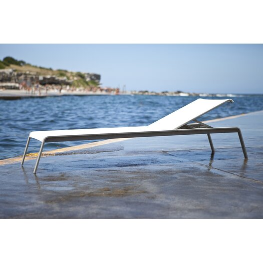 Clovelly Armless Chaise Lounge