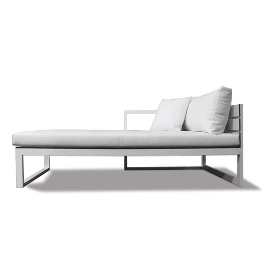 Piano Left Arm Deep Seating Chaise
