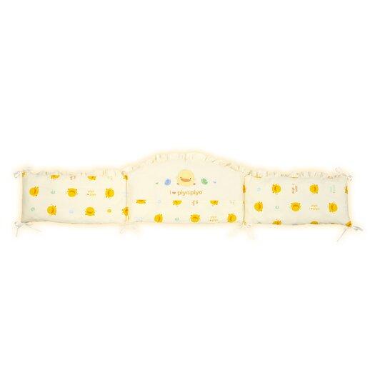 Piyo Piyo 7 Piece Crib Bedding Set
