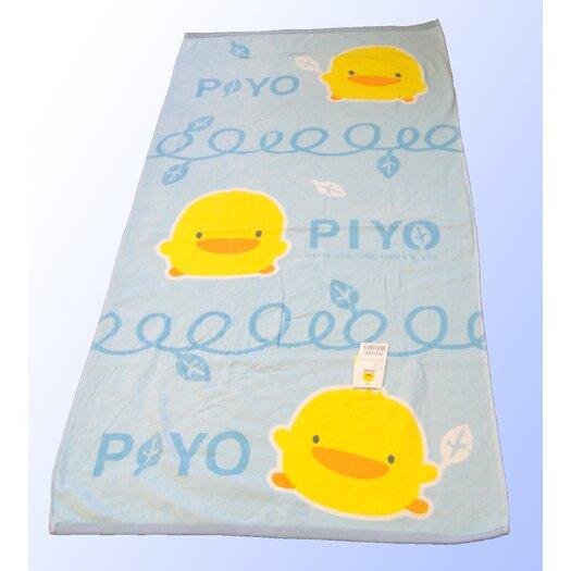 Piyo Piyo Bath Towel