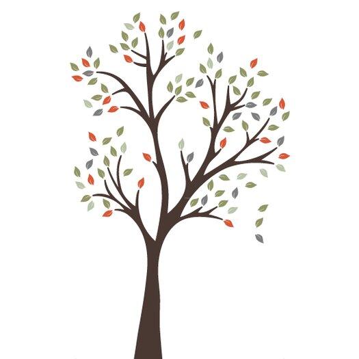 LittleLion Studio Trees Joy Wall Decal