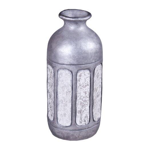 Phillips Collection Antiqued Stripe Decorative Bottle