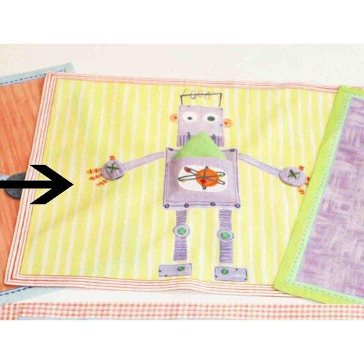 The Little Acorn Robot Placemat