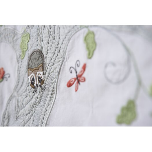 The Little Acorn Wishing Tree Quilt