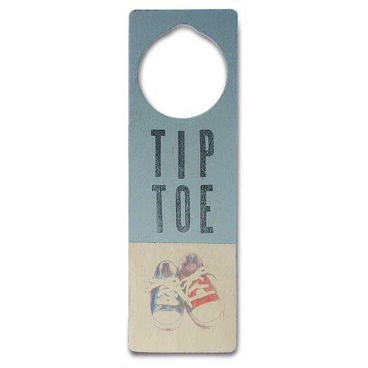 """Tree by Kerri Lee """"Tiptoe"""" Door Hanger"""