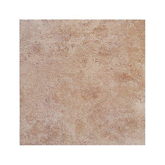 "Interceramic Montreaux 4.25"" x 4.25"" Ceramic Field Tile in Brun"