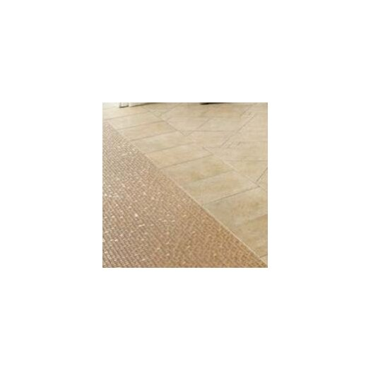 Marazzi Crystal Glass and Stone Mosaic Tile in Honey