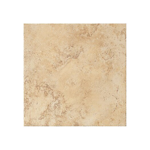"Marazzi Tosca 6.5"" x 6.5"" Porcelain Field Tile in Ivory"