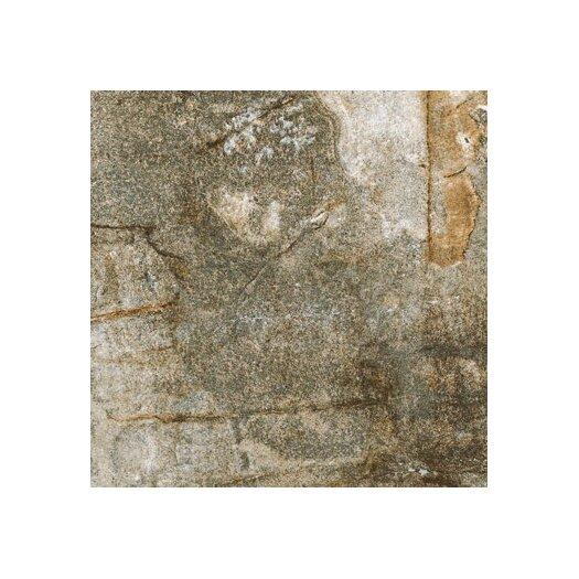"""Marazzi Vesale Stone 20"""" x 20"""" Porcelain Field Tile in Moss"""