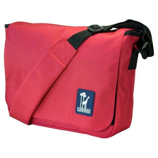 Wildkin Solid Colors Kickstart Messenger Bag