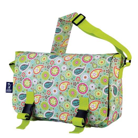 Wildkin Ashley Bloom Jumpstart Messenger Bag