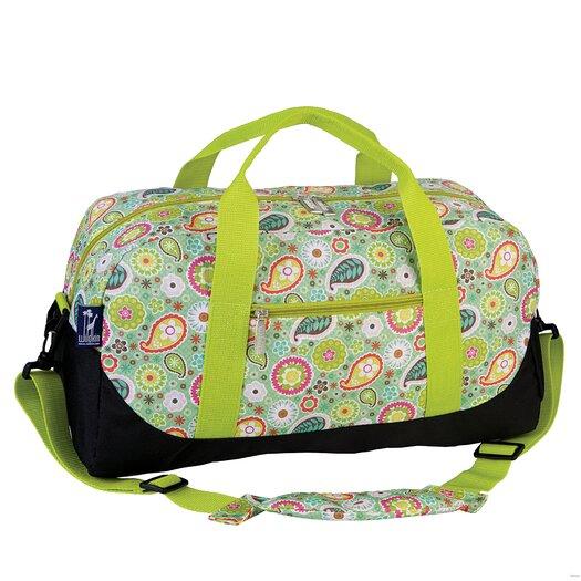 Wildkin Ashley Bloom Overnighter Duffel Bag