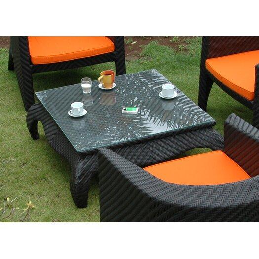 Anderson Teak Montebello Square Coffee Table
