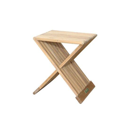 Anderson Teak Marilla Folding Side Table