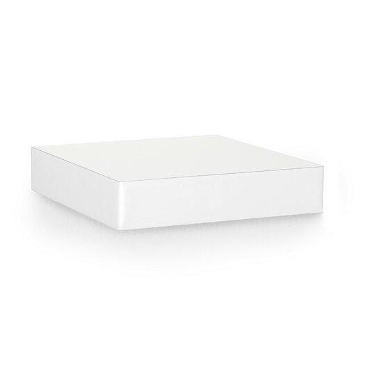 Way Basics Eco Floating Wall Shelf