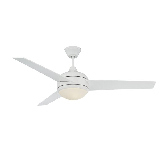 """Concord Fans 52"""" Skylark 3 Blade Ceiling Fan with Remote"""