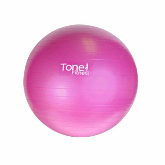 Tone Fitness Anti Burst Resistant Exercise Ball