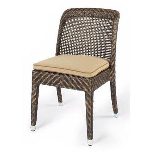 Smith Barnett Hawaii Dining Side Chair with Cushion