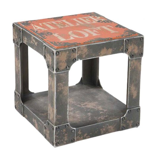 Moe's Home Collection Loft End Table