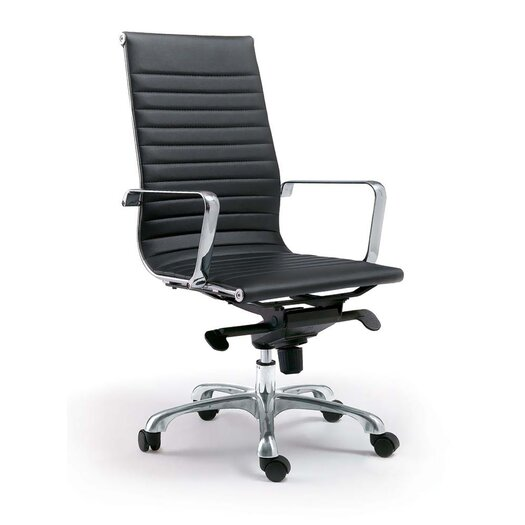 Moe's Home Collection Omega High-Back Executive Chair