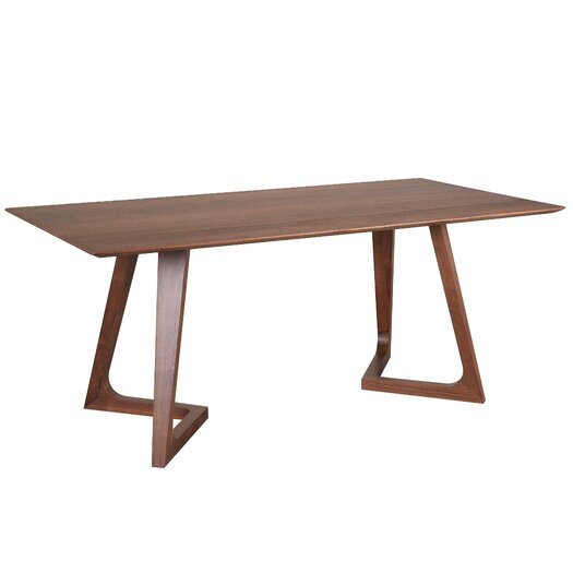 Moe's Home Collection Godenza Rectangular Dining Table