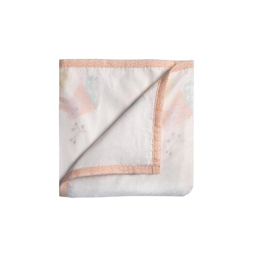 Menagerie 3-Layer Organic Muslin Blanket