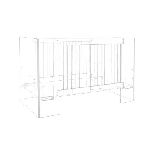 Nursery Works Vetro Convertible Crib