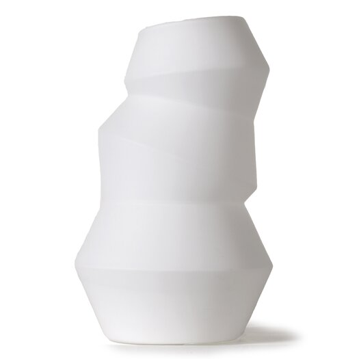"""Offi Cupstack 12"""" H Table Lamp with Novelty Shade"""