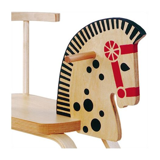 Offi Classic Baltic Rocking Horse