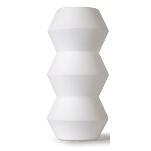 """Offi Zig Zag 11"""" H Table Lamp with Novelty Shade"""